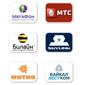 Операторы сотовой связи Каменоломен
