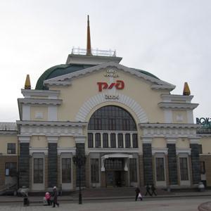 Железнодорожные вокзалы Каменоломен