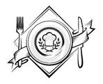 Замок - иконка «ресторан» в Каменоломнях